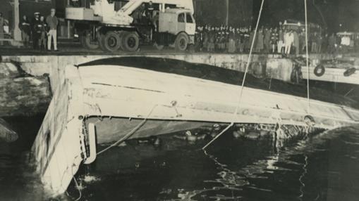 Siniestro de la IV flota