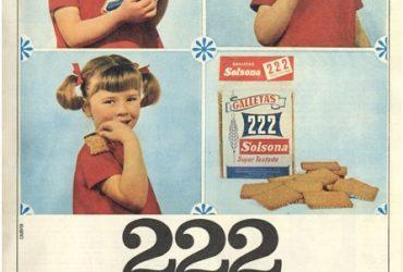 Galletas 222