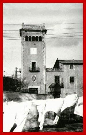 La torre del Baró dio nombre al barrio