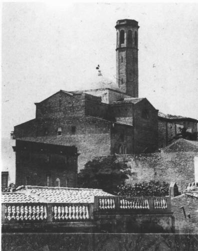 Iglesia de Santa Maria de Sants