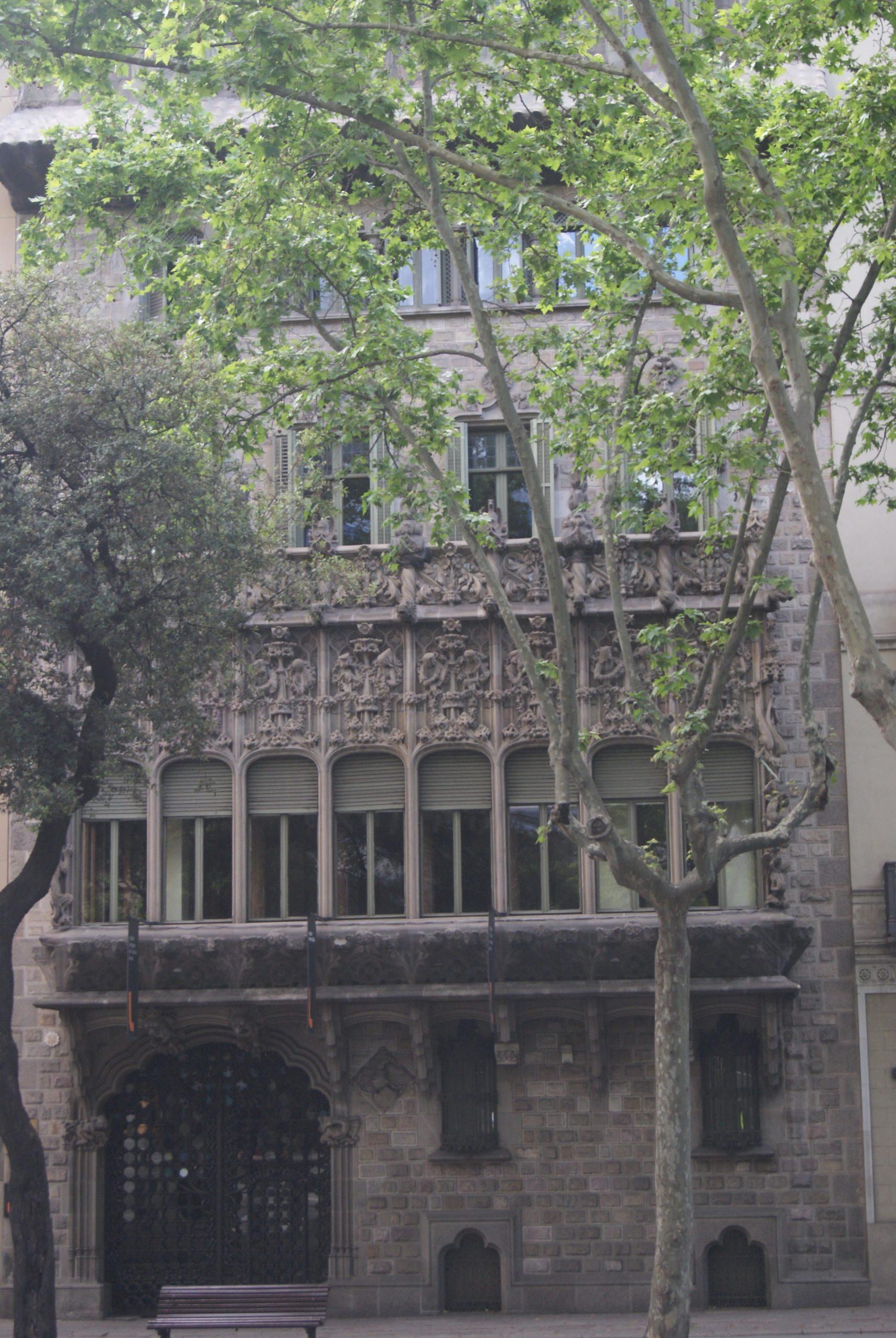 """Casa Baro Quadras y los """"hereus"""""""
