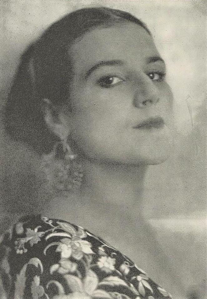 La controvertida Carmen Tórtola