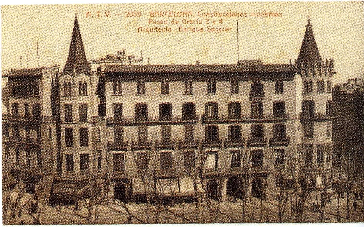 Cases Rocamora, del Jabón al tocho