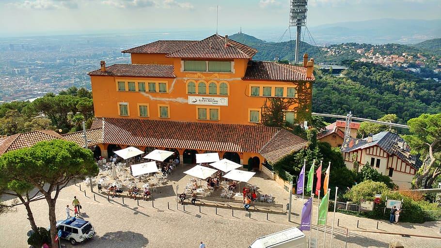 El gran hotel Coll
