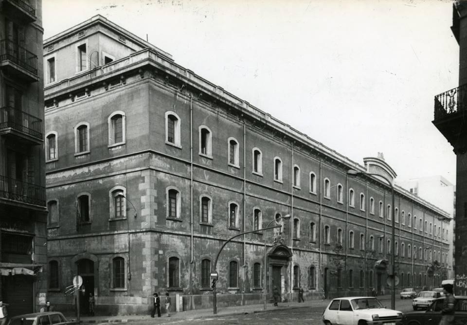 De convento a panadería y cuartel