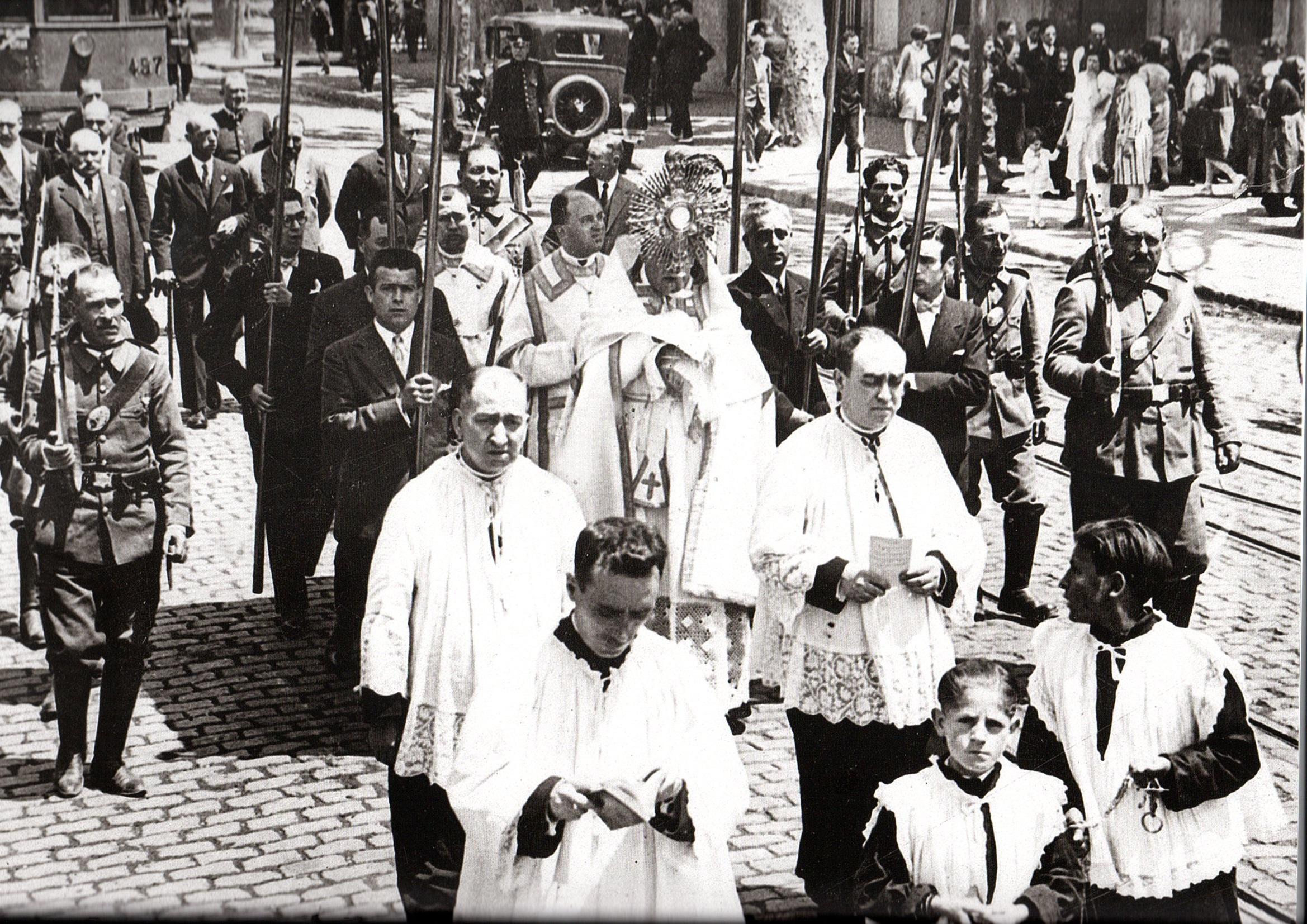 De Sant Josep a Sagrat Cor