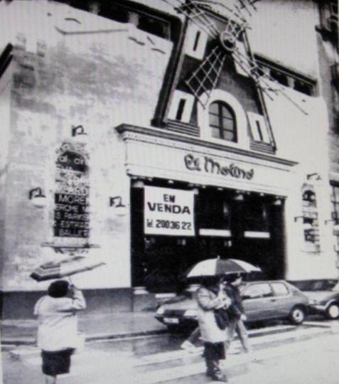 Petit Moulin Rouge