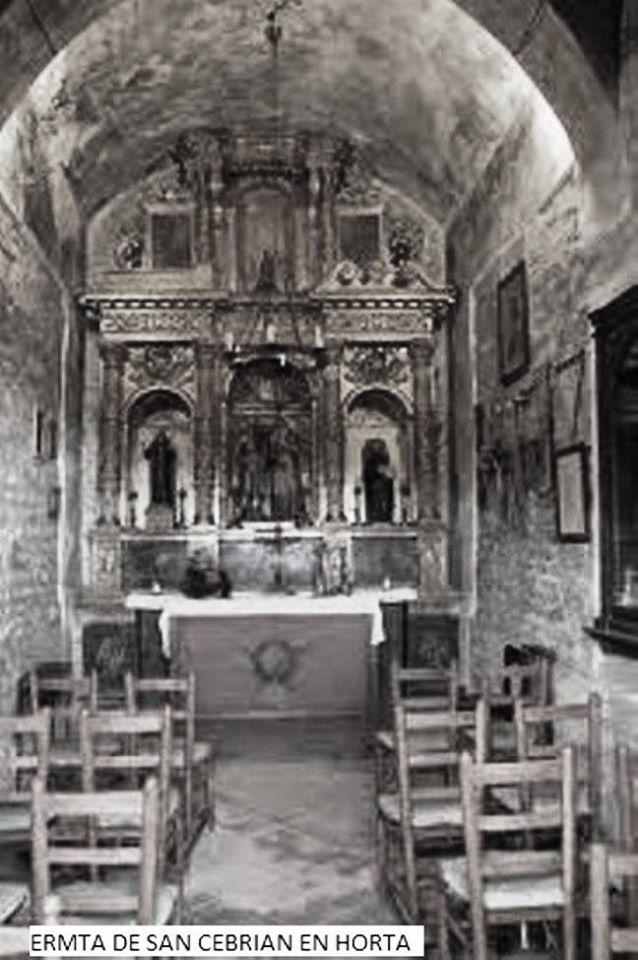 Parroquia de Sant Genís de Agullers