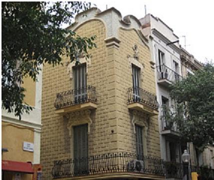 Espartero en Sant Andreu