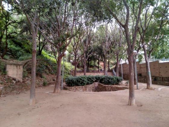 La fuente tenebrosa del Tibidabo