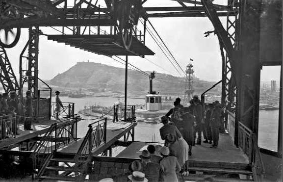 Teleférico del puerto