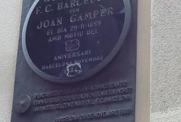 Nacimiento del F.C.Barcelona