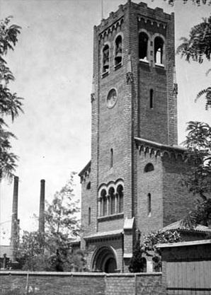 Iglesia de la Sagrera