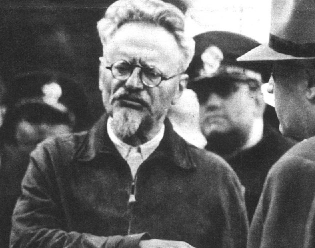 El asesinato de Trotsky desde C/Joaquím Costa