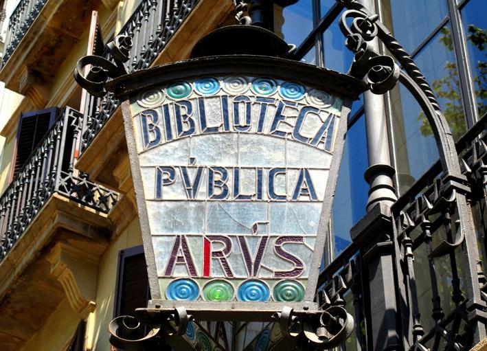 Biblioteca Arús