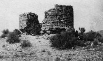 Una excursión a los restos de un castillo