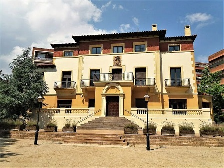 Palau dels Comptes de Figols