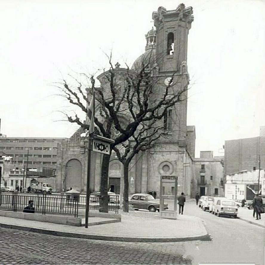 Iglesia de Sant Andreu del Palomar