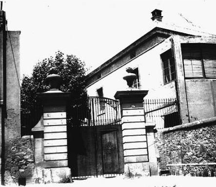 La prisión de mujeres en les Corts