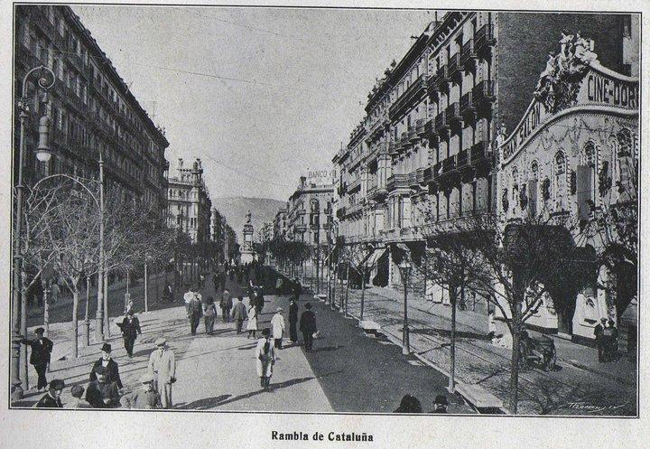 Teatro Barcelona