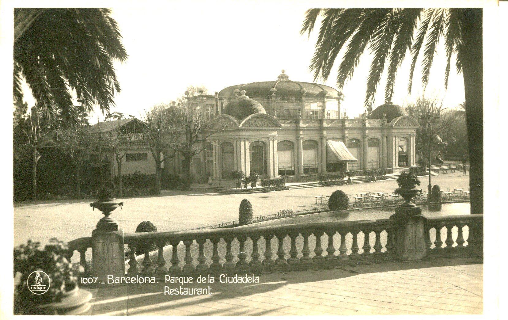 Restaurant casino del Parc