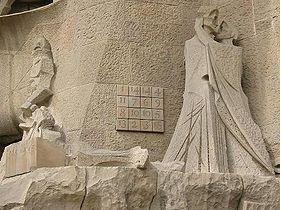 Sudoku en la Sagrada Familia?