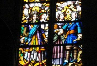 Santa María blaugrana mientras FelipeV vigila