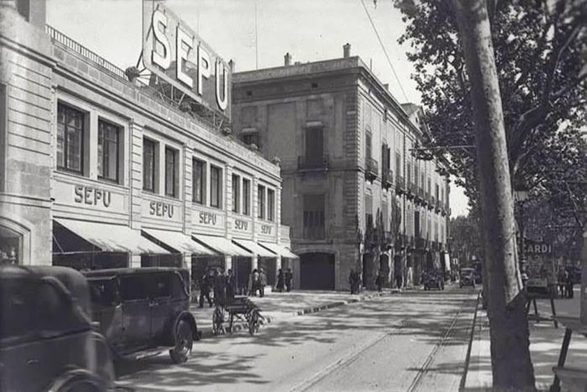 Almacenes SEPU