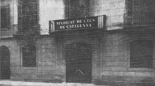Sindicat de Cecs de Catalunya