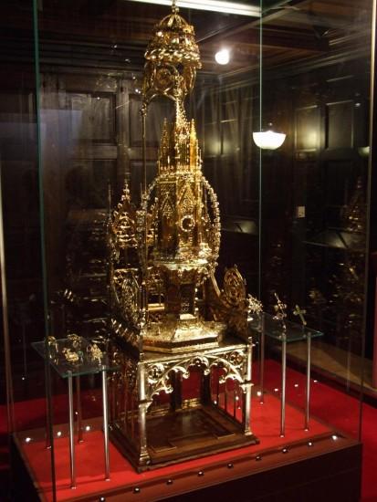 El trono del Rei Martí