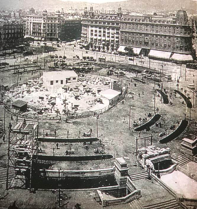 Casa Estruch de Plaça Catalunya
