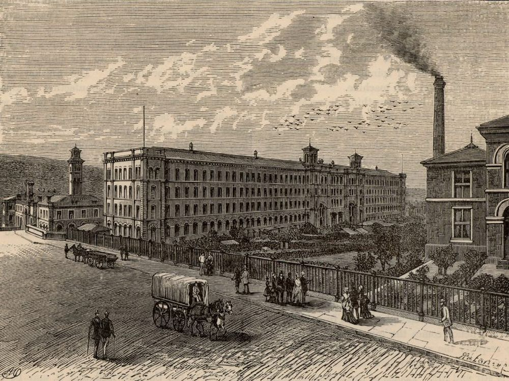 La fábrica de los Bonaplata